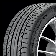 Continental ContiSportContact 5 SSR 225/45-17 Tire
