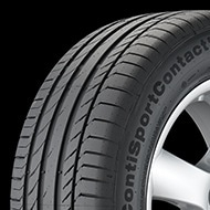Continental ContiSportContact 5 SSR SUV 255/55-18 XL Tire