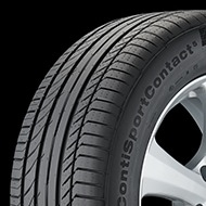 Continental ContiSportContact 5 SUV 255/55-19 XL Tire