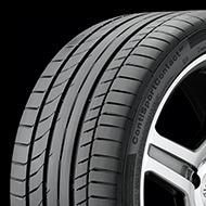 Continental ContiSportContact 5P 255/40-19 XL Tire