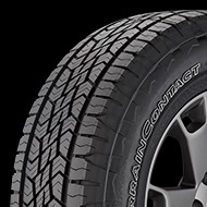 Continental TerrainContact A/T 255/70-18 Tire