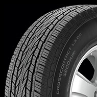 Continental CrossContact LX20 with EcoPlus Technology 285/45-22 XL Tire