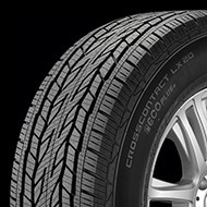 Continental CrossContact LX20 with EcoPlus Technology 235/65-17 XL Tire