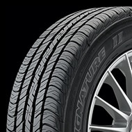 Dunlop Signature II (T-Speed Rated) 215/60-17 Tire