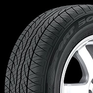 Dunlop SP Sport 5000 Symmetrical 225/45-19 Tire