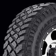 Firestone Destination M/T2 37X12.5-17 D Tire