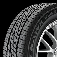 Firestone Firehawk Wide Oval AS (H- or V-Speed Rated) 205/40-17 XL Tire