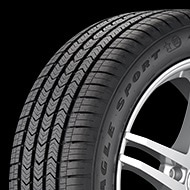 Goodyear Eagle Sport All-Season RunOnFlat (H- or V-Speed Ra 245/45-18 XL Tire