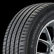 Michelin Latitude Sport 3 ZP 245/45-20 XL Tire