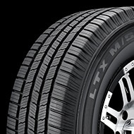 Michelin LTX M/S2 235/80-17 E Tire