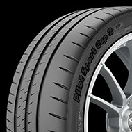Michelin Pilot Sport Cup 2 245/35-18 XL Tire