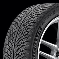 Michelin Pilot Alpin 5 265/40-19 XL Tire