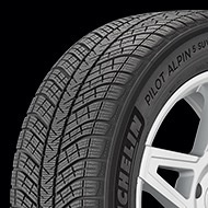 Michelin Pilot Alpin 5 SUV 255/55-19 XL Tire
