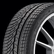Michelin Pilot Alpin PA4 N-Spec 235/35-20 XL Tire