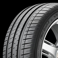 Michelin Pilot Sport 3 255/40-19 XL Tire