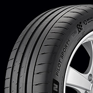 Michelin Pilot Sport 4 295/40-19 XL Tire