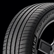 Michelin Pilot Sport 4 SUV 235/55-19 XL Tire