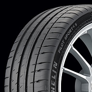 Michelin Pilot Sport 4S 235/35-19 XL Tire