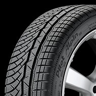 Michelin Pilot Alpin PA4 225/35-19 XL Tire
