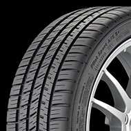 Michelin Pilot Sport A/S 3%2B (H- or V-Speed Rated) 215/45-17 Tire