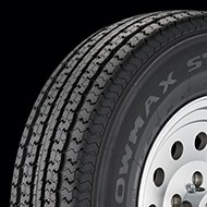 Power King Towmax STR II 225/75-15 D Tire