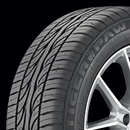 Uniroyal Tiger Paw GTZ All Season 245/45-20 Tire