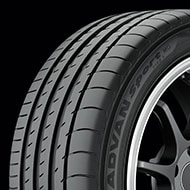Yokohama ADVAN Sport V105 255/40-20 XL Tire