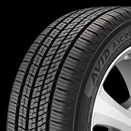 Yokohama AVID Ascend GT 245/40-18 XL Tire