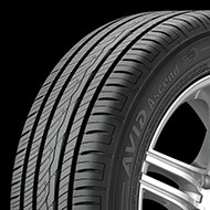 Yokohama AVID Ascend (T-Speed Rated) 225/55-17 Tire