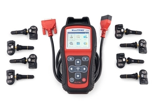 Autel MaxiTPMS TS508 TPMS ToolKit with 8 MX-Sensors