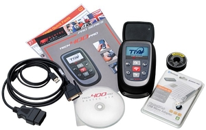 BARTEC TECH400PRO TPMS Tool with Bluetooth