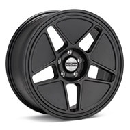 ACHTUNG DM15 Black Painted Wheels