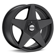 ACHTUNG DM88 Black Painted Wheels