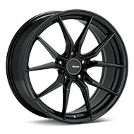 Advanti HY Hybris Black Painted Wheels