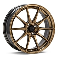Advanti DST Storm S1 17 Metallic Bronze Wheels