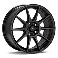 Advanti DST Storm S1 17 Black Painted Wheels