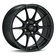 Advanti DST Storm S1 Black Painted Wheels