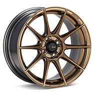 Advanti DST Storm S1 Metallic Bronze Wheels