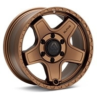 ALPHAequipt Echo Bronze Painted Wheels