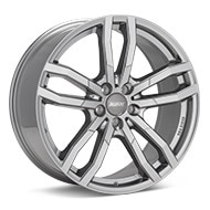 ALUTEC DriveX Metal Grey Wheels