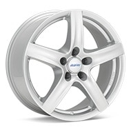 ALUTEC Grip Bright Silver Paint Wheels