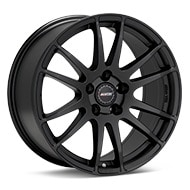 ALUTEC Monstr Black Painted Wheels
