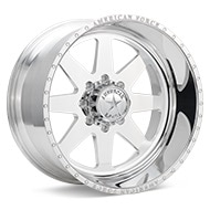 American Force Independence SS Polished Wheels