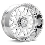 American Force Trax SS Polished Wheels