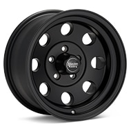American Racing AR172 Baja Black Painted Wheels