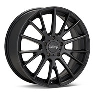 American Racing AR904 Black Painted Wheels
