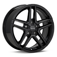 American Racing AR907 Black Painted Wheels