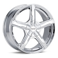 American Racing AR921 Chrome Plated Wheels
