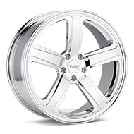 American Racing AR922 Chrome Plated Wheels