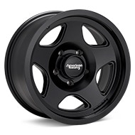 American Racing AR923 Black Painted Wheels